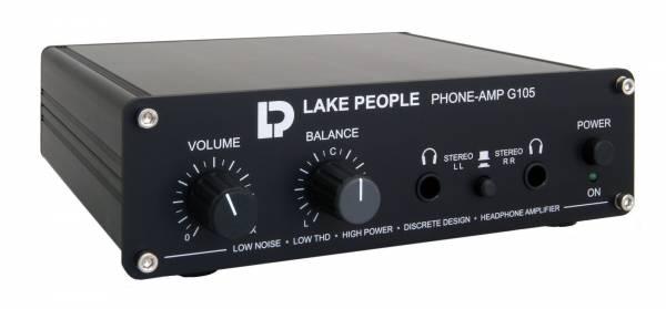 Lake People Stereo Headphones Amplifier G105