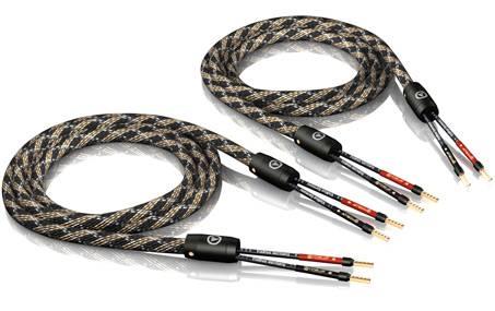 ViaBlue SC-2 Single-Wire Speaker cable Crimp 150cm (Pair)