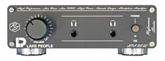 Lake People 2-ch Highest Quality Headphone Amplifier HPA RS 02