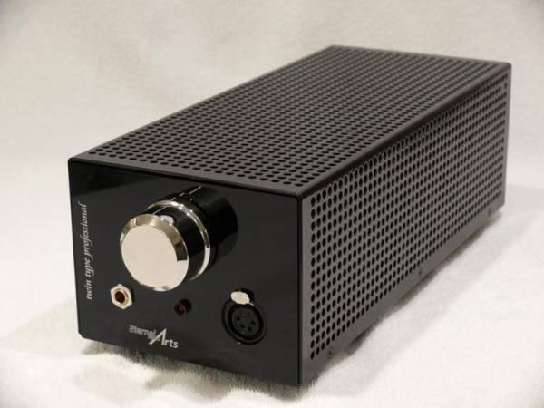 EternalArts OTL-Kopfhörerverstärker Twin Type Professional Makelloses Vorführgerät