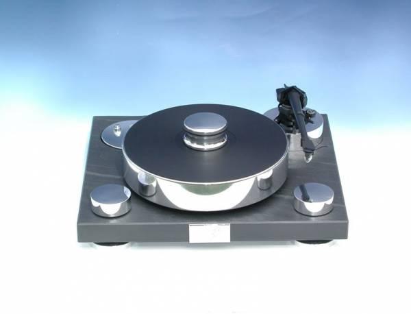 Transrotor Plattenspieler La Roccia Reference TMD