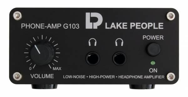 Lake People Stereo Headphonen Amplifier G103-P