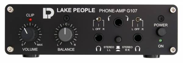 Lake People Stereo Headphone Amplifier G107